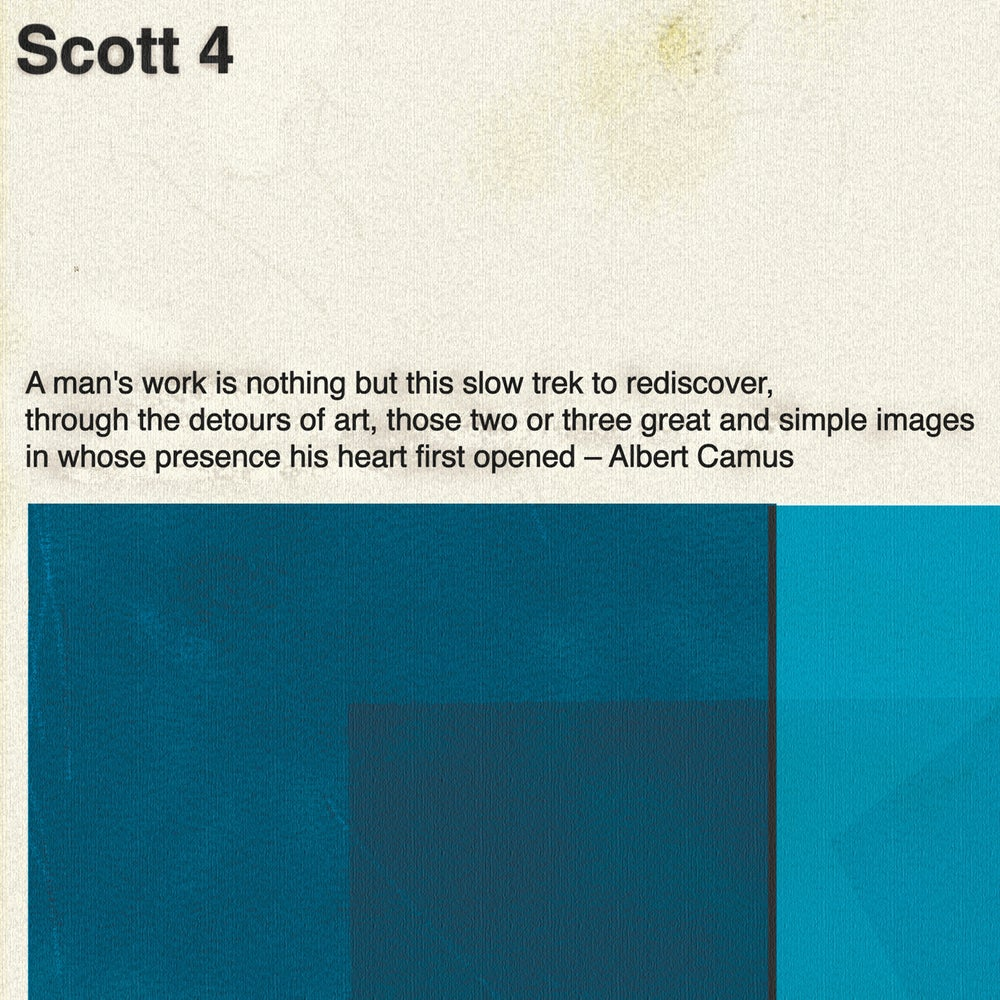 Image of Scott 4 Art Print