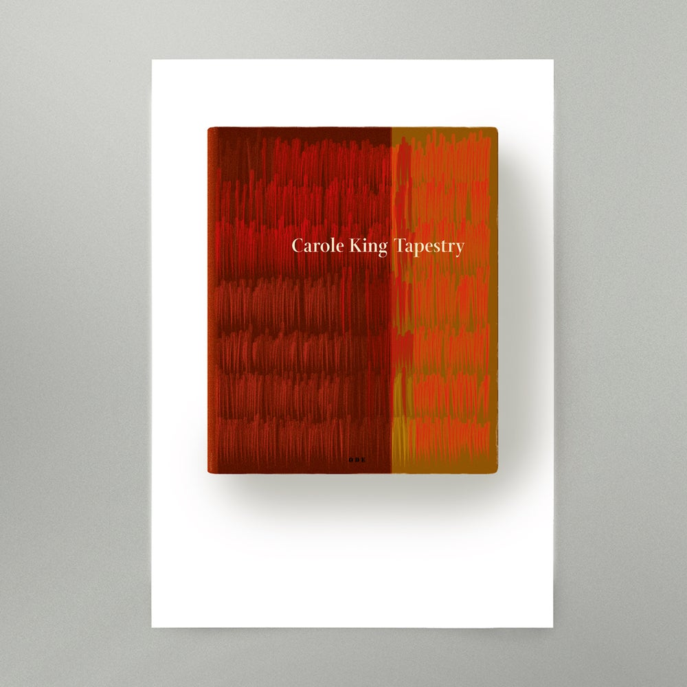 Image of Tapestry Art Print
