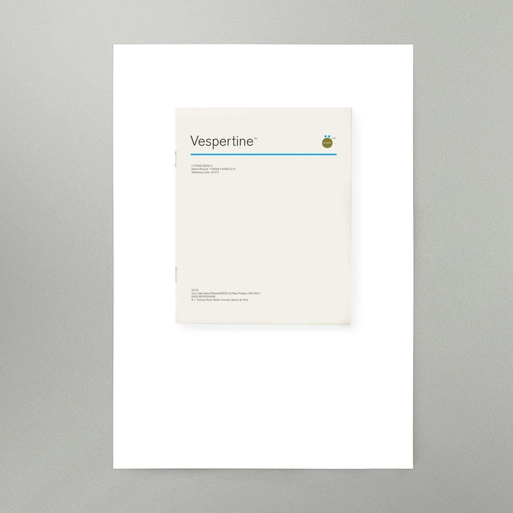 Image of Vespertine Art Print