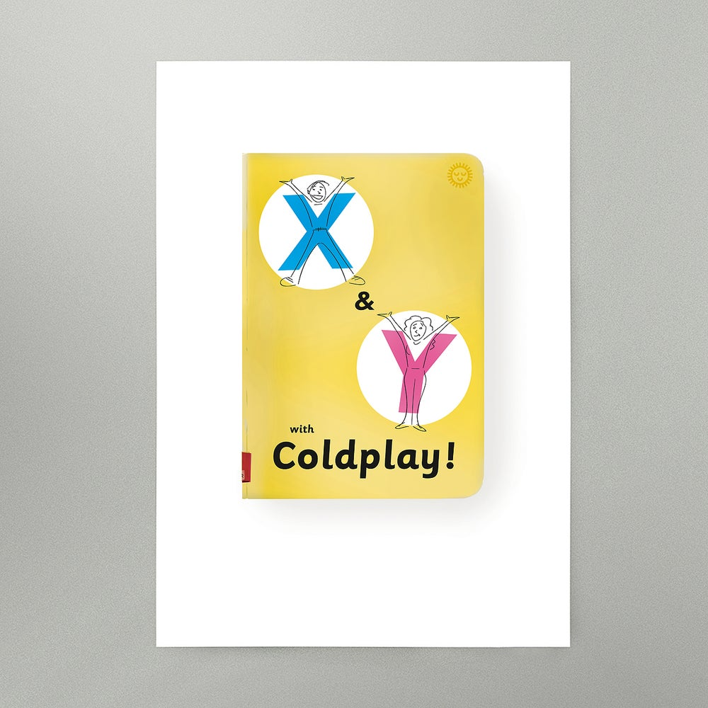 Image of X & Y Art Print