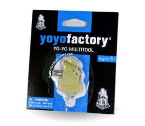 Image of YoYoFactory MultiTool GLOW