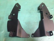 Image of FXDXT JD Custom Fairing Side Plates