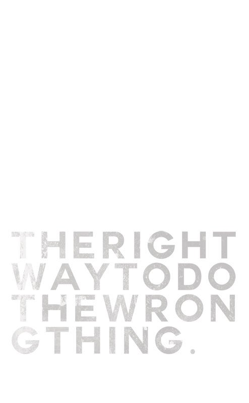Image of THERIGHTWAYTODO THEWRONGTHING digital PDF