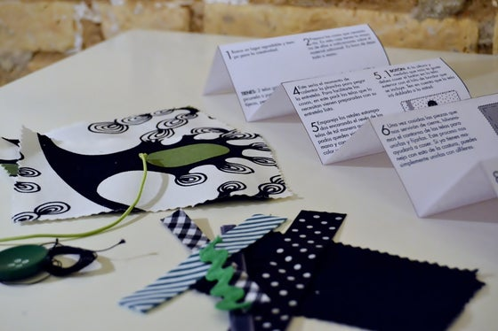 "Image of Pack DIY ""Haz tu propio tarjetero"""