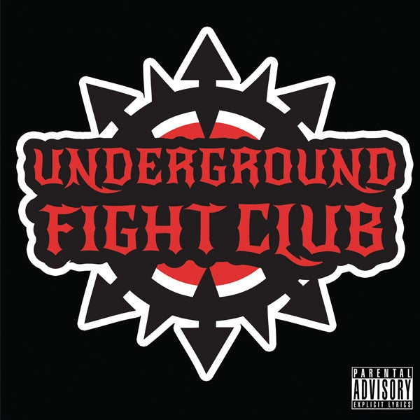 Image of UNDERGROUND FIGHT CLUB EP