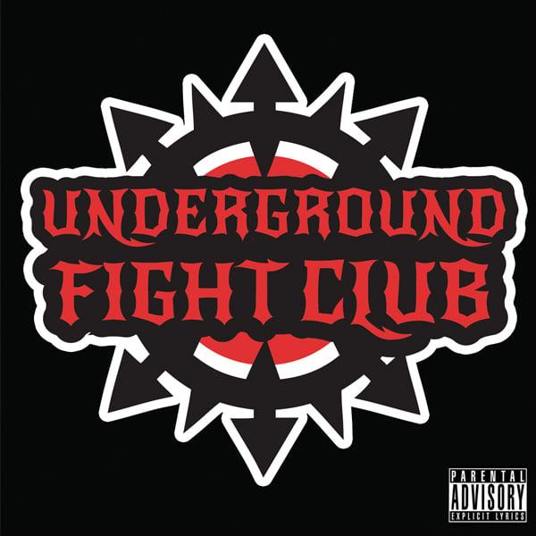 Image of UNDERGROUND FIGHT CLUB EP