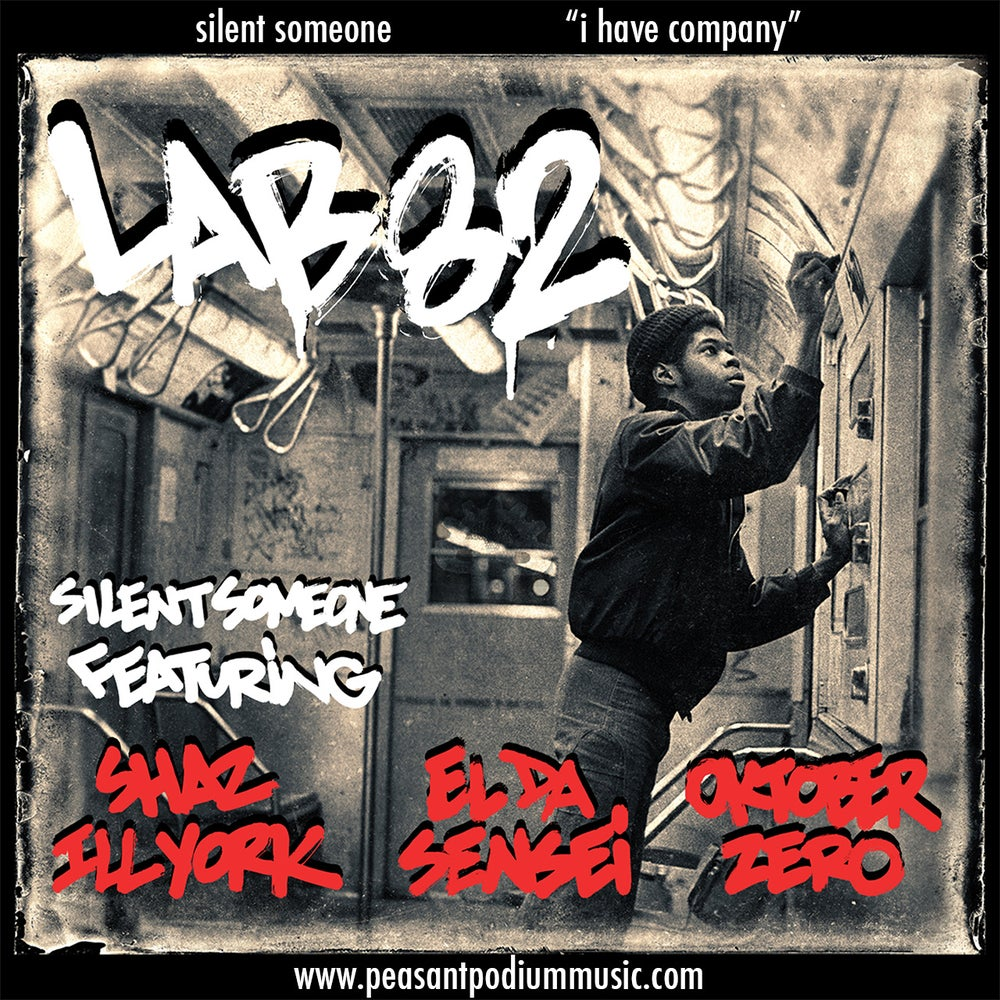 "Image of Lab 82 - SilentSomeone ft. Shaz Illyork, El Da Sensei and Oktober Zero (Maxi 12"" Single)"