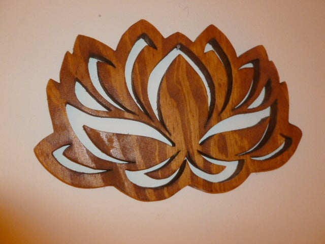 Image of Lotus Flower: Intricate