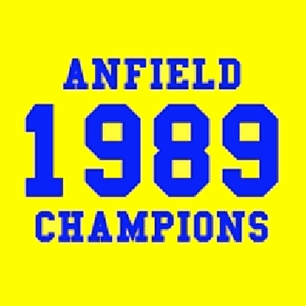 Image of 1989 Anfield (yellow)