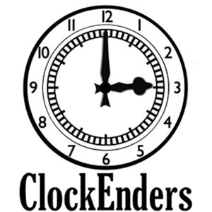 Image of Clock Enders (white)