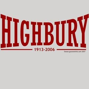 Image of Highbury (grey)