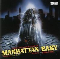 Image of MANHATTAN BABY - CD