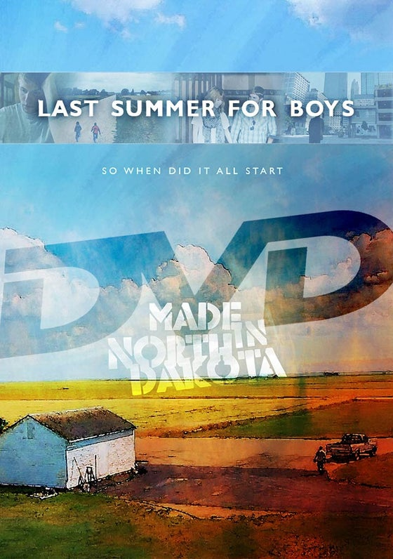 Image of Last Summer For Boys DVD