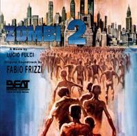 Image of ZOMBI 2 (Zombi Flesh Eaters) / UN GATTO NEL CERVELLO - CD