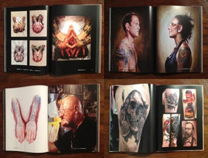 Image of Shawn Barber: Memoir - The Tattooed Portraits Series Book
