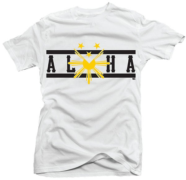 Image of Aloha for Philippines Tee
