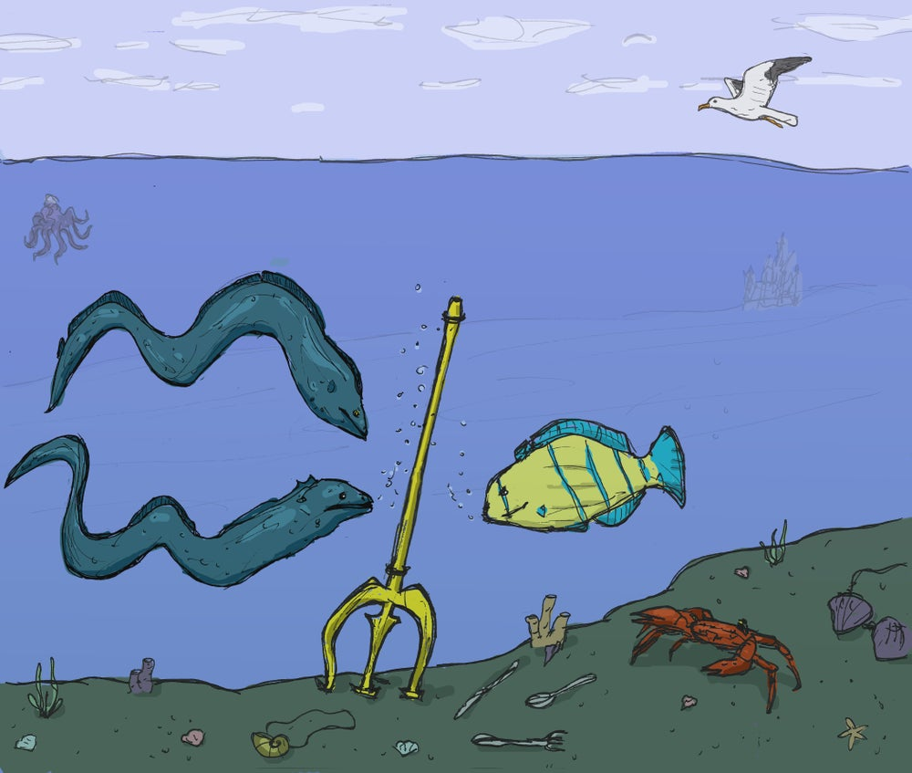 """Image of """"Thingamabobs: Under the Sea"""""""