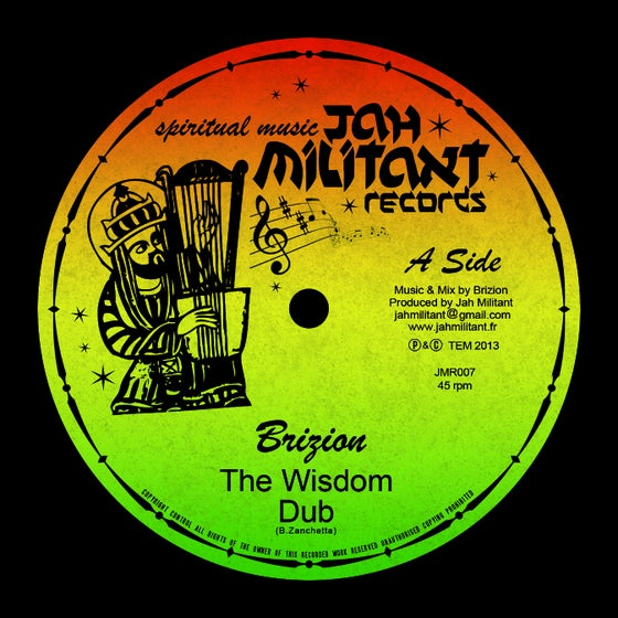 Image of Brizion - The wisdom / The positive vibes