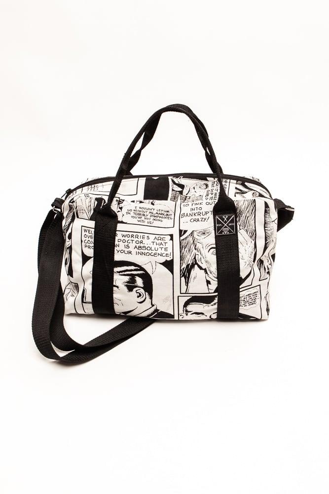 Image of Duffle Bag #comicmäßig