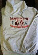 Image of Pull-Over Sweatshirt - Panic in the Dark