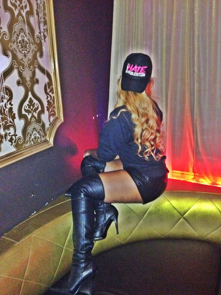 Image of Ihatemypublicist Classic Snapback-PRE SALE ONLY