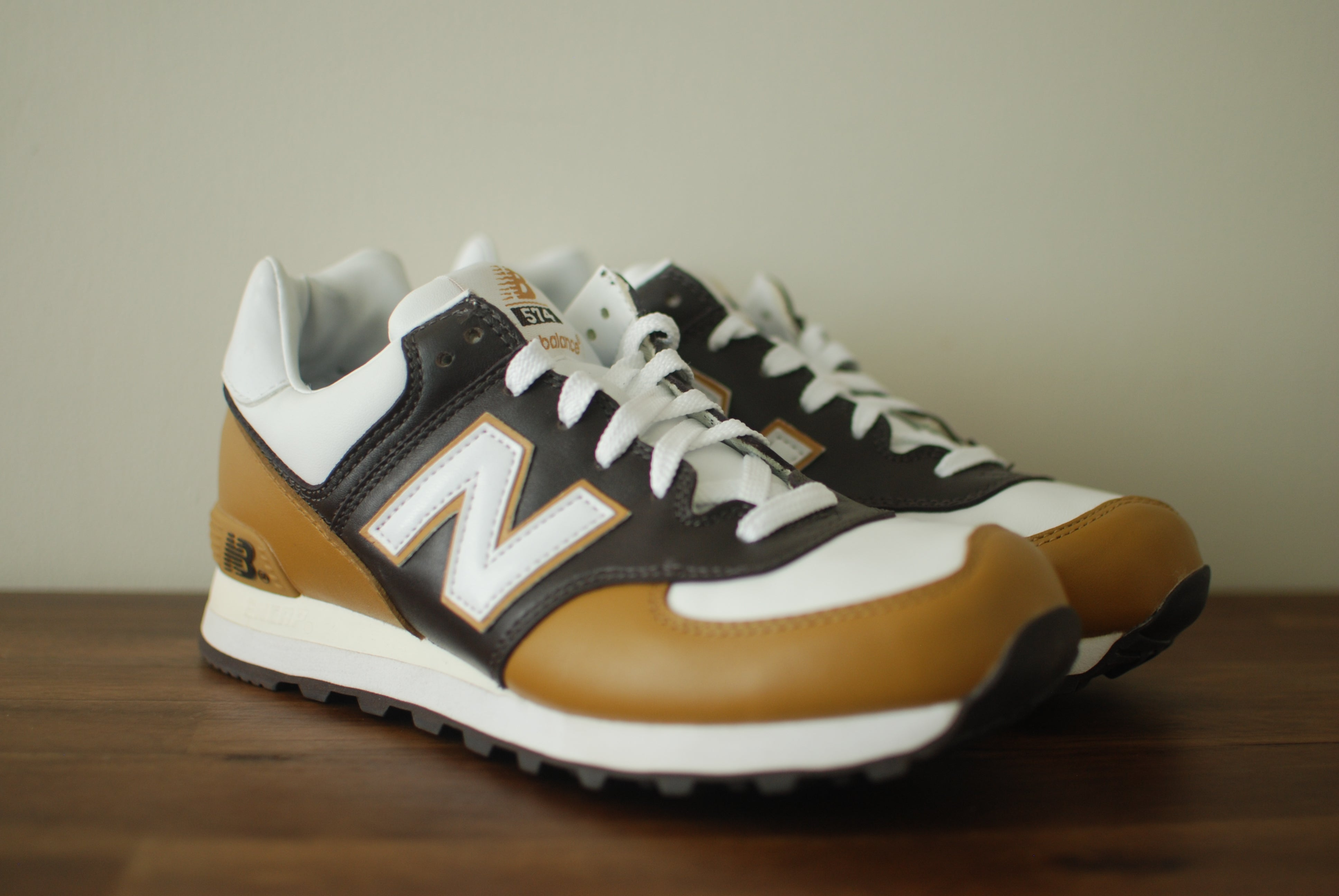 New Balance 574 Leather   Truly