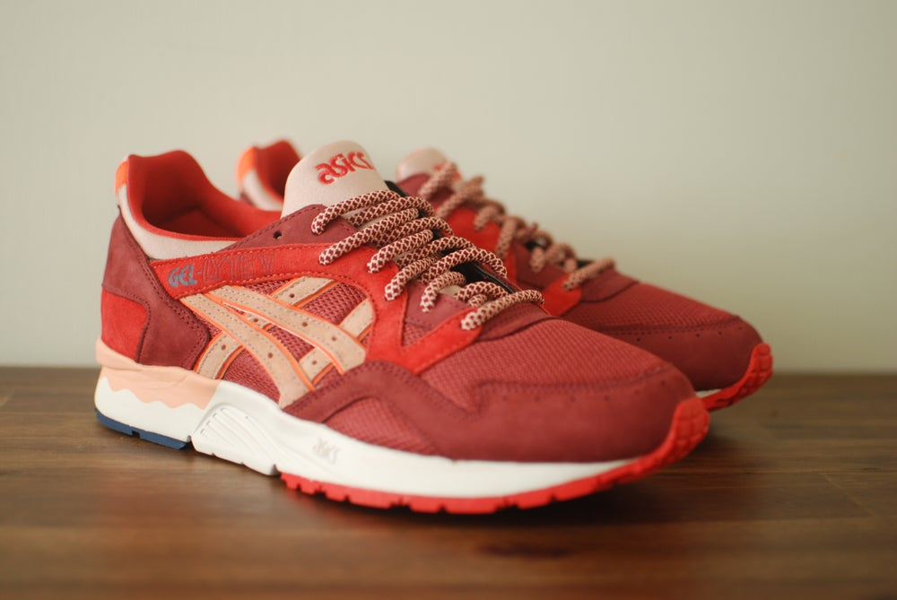 best loved 15b29 e43b7 Kith x Asics Gel Lyte V