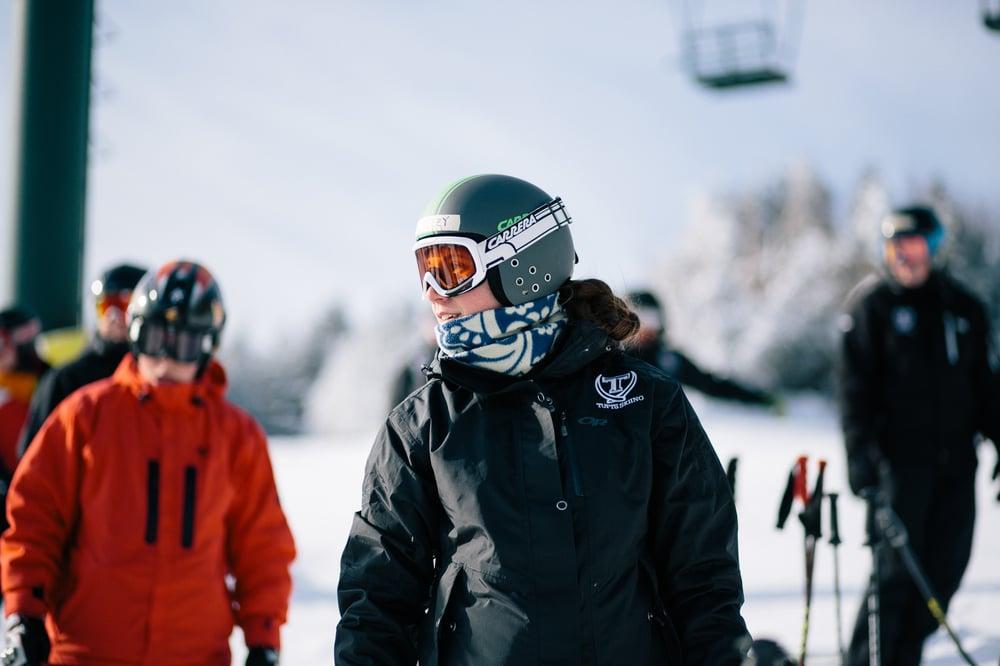 Image of Donate $42 to Tufts Ski Team