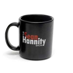 Image of The Sean Hannity Show 15 oz Coffee Mug (Black) (SHS-15CM-B)