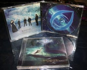 Image of Rainover - Transcending the blue and drifting into rebirth CD