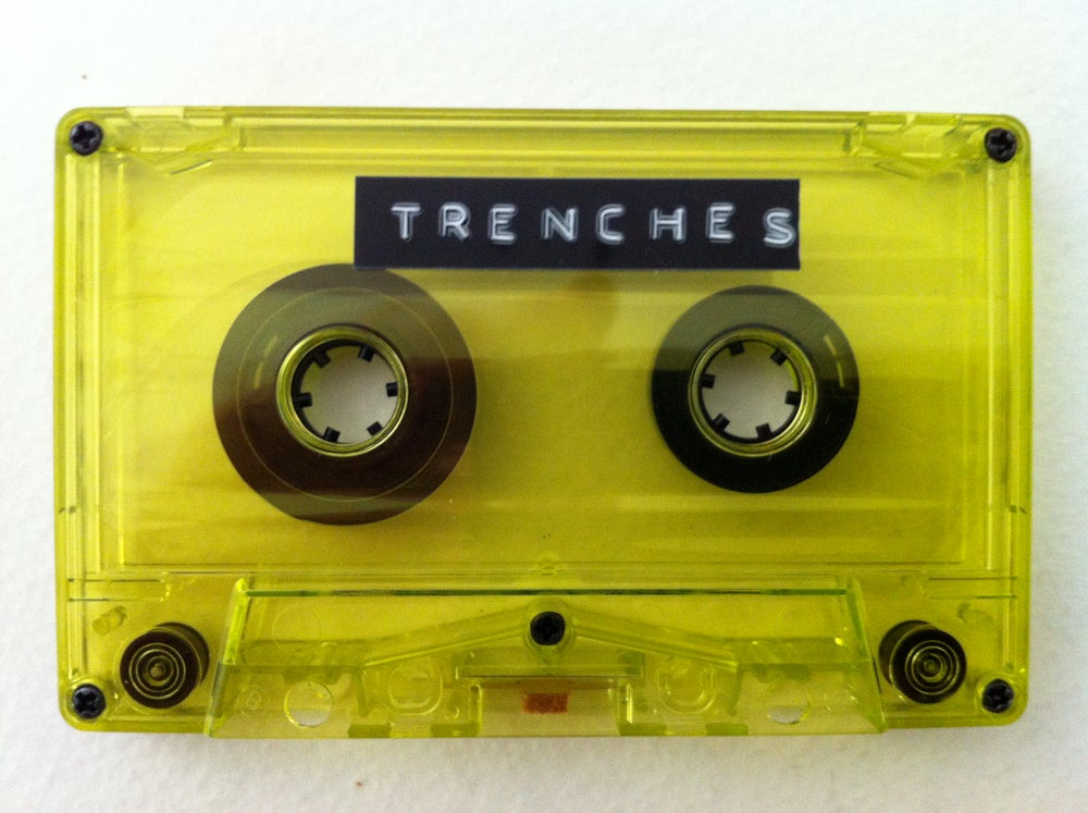 Image of TRENCHES  5 Song 2013 DEMO TAPE