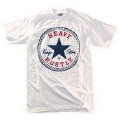 Image of HEAVY HUSTLE TEE
