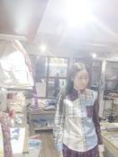 Image of Cotton long sleeves shirt / 拼布長袖� code:144