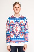 Image of BLM Native2 Mens Sweatshirt