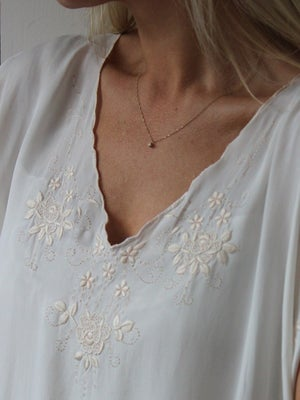 Image of 'little diamond' necklace