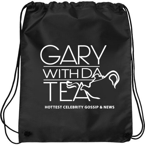 Image of Gary's Back Pack - Black Sinch Back Pack