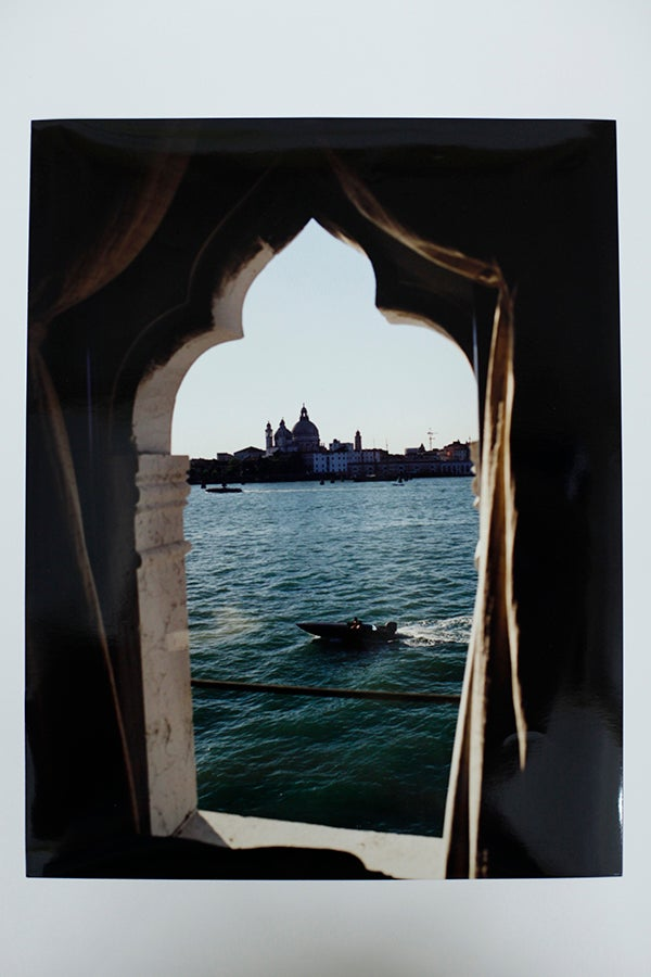 Image of View from Cipriani Hotel Room, Venice, by Cedric Angeles
