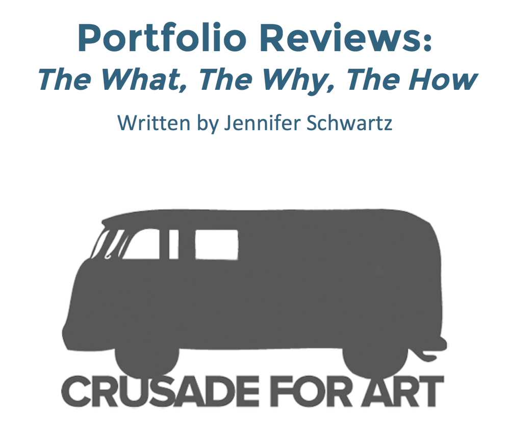 Image of Portfolio Reviews