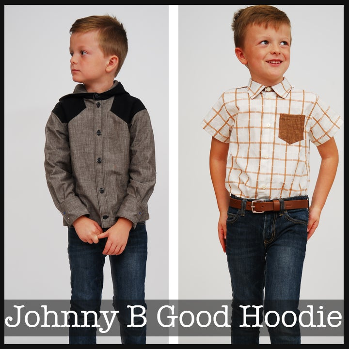 Image of Johnny B Good Hoodie