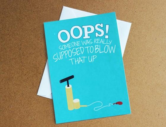 Image of Oops!