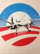 Image of Obama Drone Strike