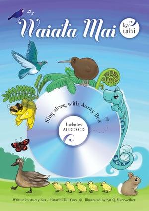 Waiata Mai // Book + Audio CD