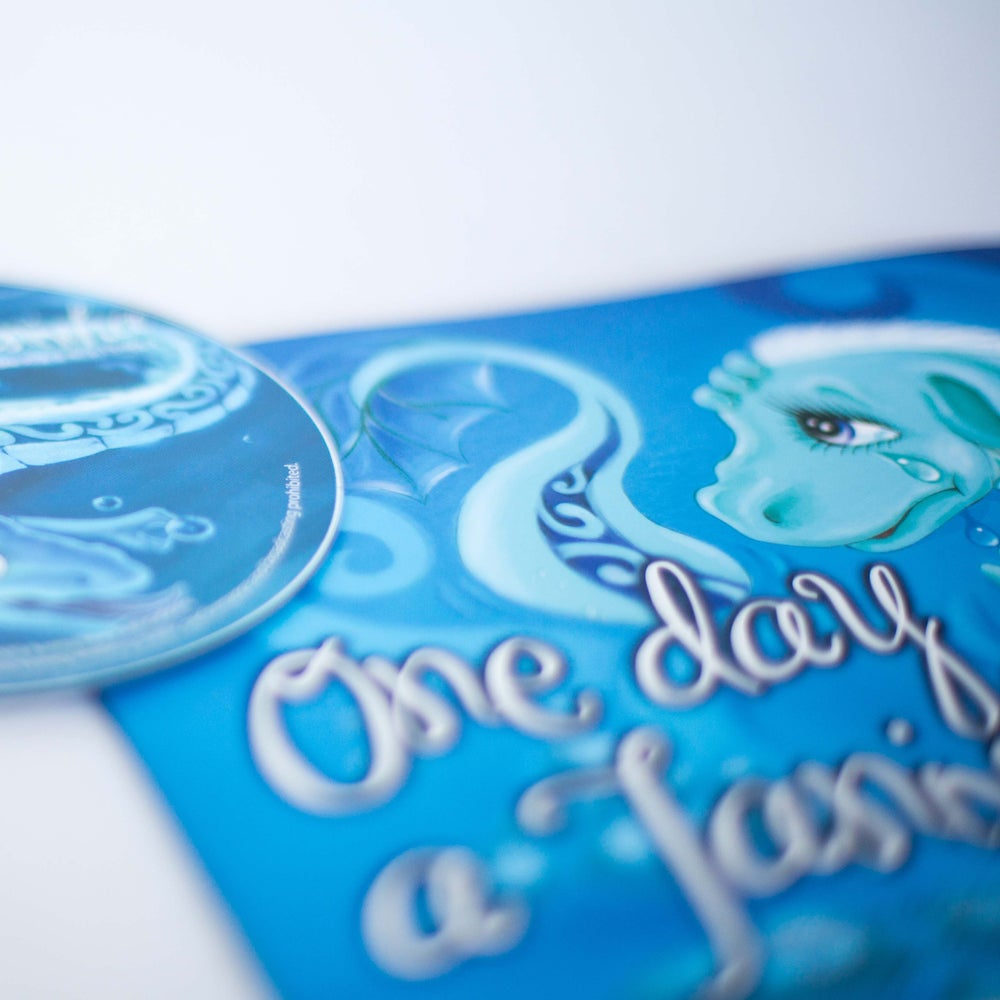 Image of One day a Taniwha // Book + Audio CD