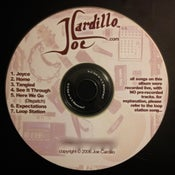 Image of Joe Cardillo Live EP (Hard Copy)