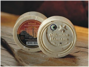 Image of 100% Pure Olive Oil Soap with Evil Eye Bead