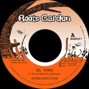 "Image of 7"" Etherealites 'El Toro' / 'Matador Dub'"