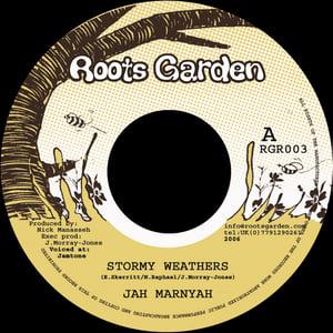"Image of 7"" Jah Marnyah 'Stormy Weathers' / Manasseh 'Stormy Dub'"