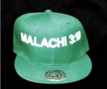 Image of MALACHI 3:10 TITHE SNAPBACK