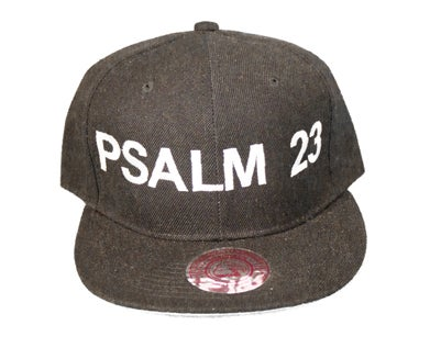 Image of PSALM 23  SNAPBACK