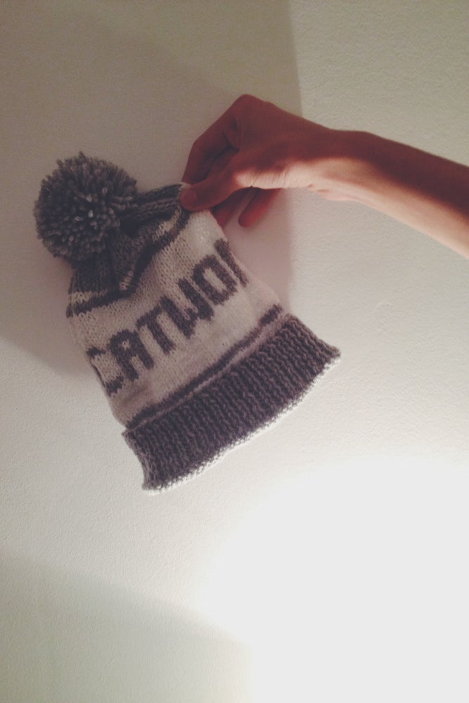 Image of wool beanie